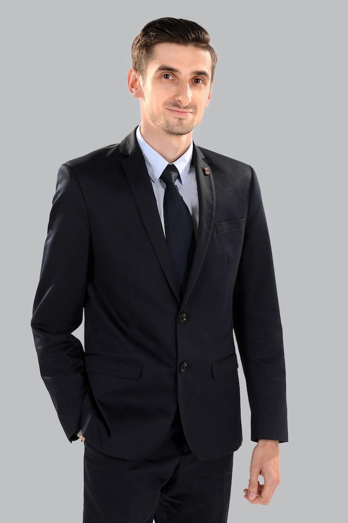 Radca prawny Mateusz Mulewski