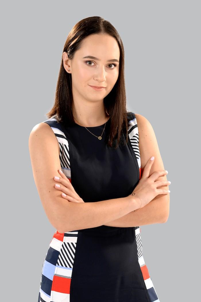 Aplikantka radcowska Agata Jurgiel